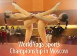 World Yoga Sports Championship in Moscow 2012