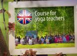 Course for yoga teachers