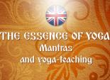 The Essence of Yoga.  Mantras and yoga-teaching