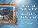 Kora around Mount Kailash. Radial walk to the North Face. Andrey Verba